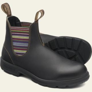 Men's Style 1409 pu-tpu-stripe-elastic-sided-v-cut_1409_M by Blundstone