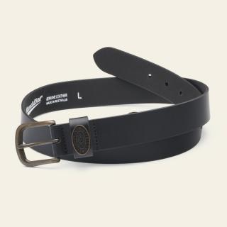 Leather Belt - Black belt-black_BELTBLK_F by Blundstone
