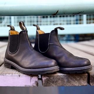 Men's Style 510 pu-tpu-elastic-sided-v-cut_510_M by Blundstone