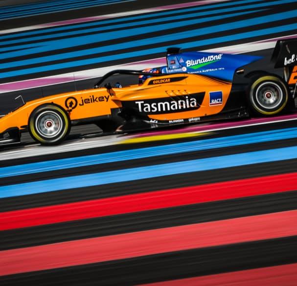 Alex Peroni's 2019 Fia Formula 3 Championship Campaign Is Go!
